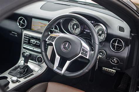 Slk 250 Interior by Mercedes Slk 250 Cdi Interior