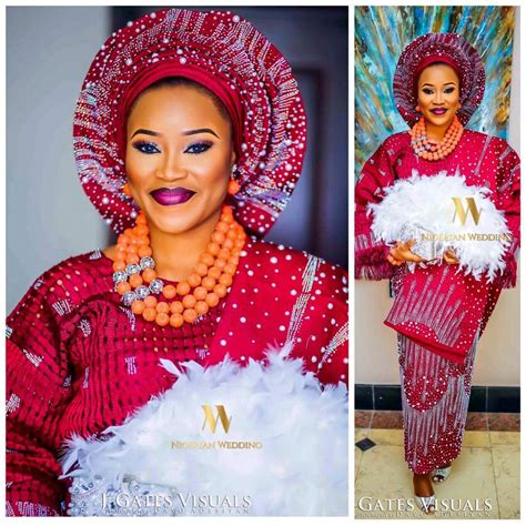 nigerian traditional wedding attires traditional yoruba wedding attire i love my heritage