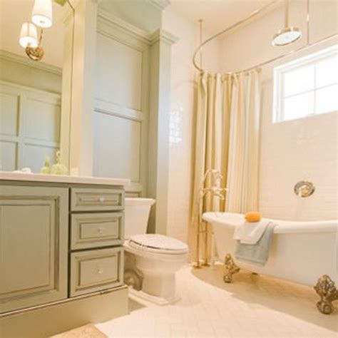 Bathroom Decorating Idea Tranquil Beige Bathrooms Stylish