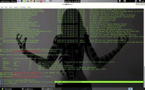 kali linux rat tutorial dos attack windows 7 metasploit kali linux youtube