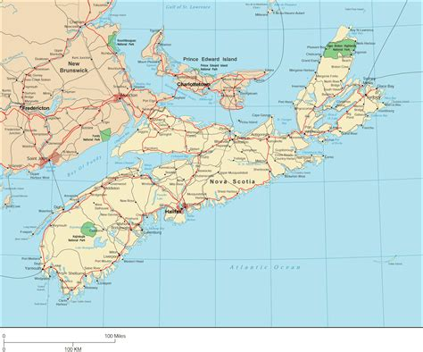 halifax canada map scotia pictures