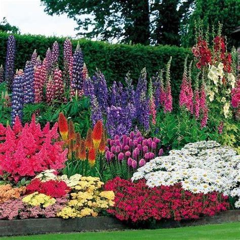Outdoor Fall Decorating Ideas Yard - perennials garden pinterest