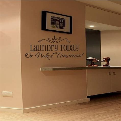cheap removable wall stickers laundry today removable wall