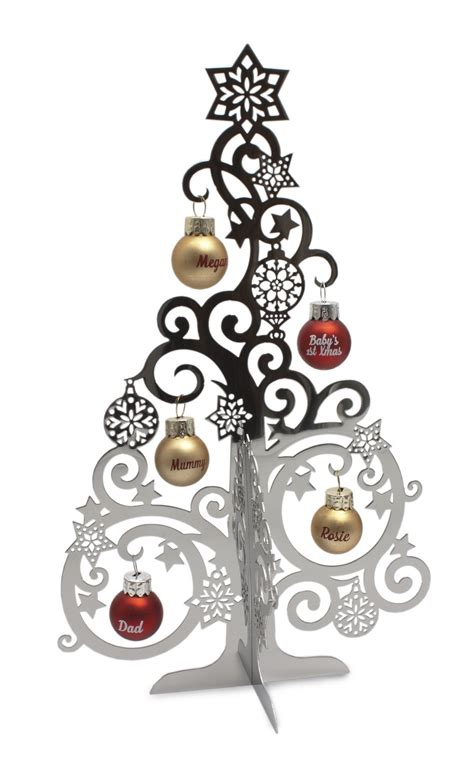 gift horse h h christmas family tree metal style