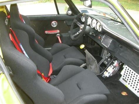 porsche rsr interior exclusive rsr spec 1982 porsche 911 road racer bring a