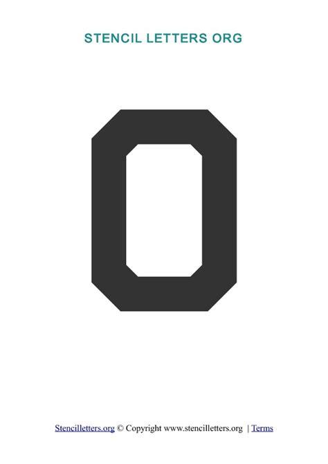 a z letters in pdf stencil templates style 3 stencil