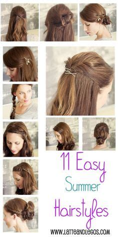 nice hairdos for the summer 1000 images about beauty hair makeup on pinterest