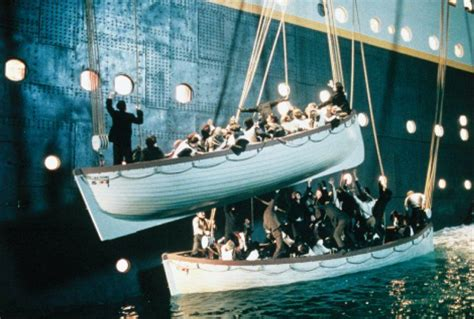 titanic boat sinking scene 32 behind the scenes facts about the movie titanic