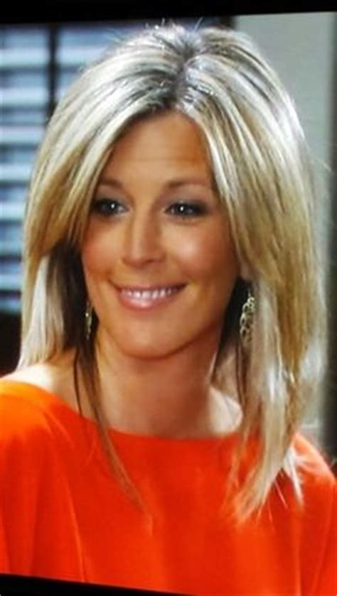 carly on general hospital hair carly general hospital new hair cut rachael edwards