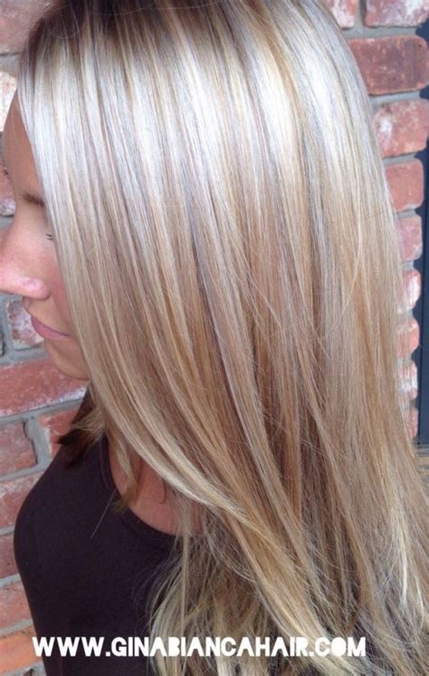 will silver blonde hair with dark lowlights make me look old pinterest the world s catalog of ideas