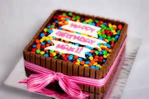 kitkat kuchen diy birthday cakes using kit kats chocolate bars
