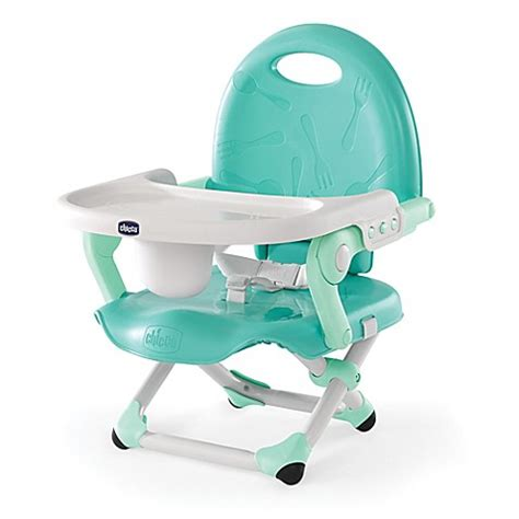 Chicco Pocket Snack Baby To Toddler Booster Seat Kursi Bayi Lipat 50 high chairs gt chicco 174 pocket snack portable booster seat in mod mint from buy buy baby