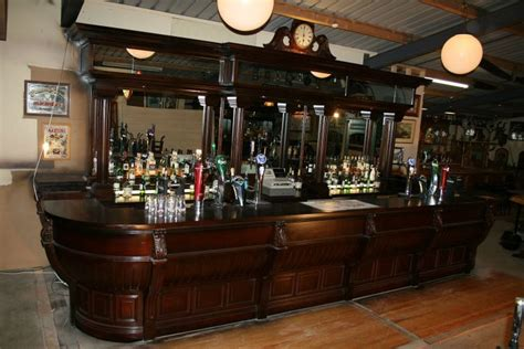 Used Bar Counter For Sale Secondhand Pub Equipment Lounge And Bar Large Solid