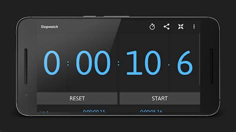 best timer app stopwatch and timer android apps on play