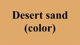 desert sand paint color desert sand color