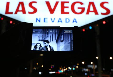 Uber Car Types Las Vegas by Move Afoot That Could Get Uber On The Road By July 1 Las