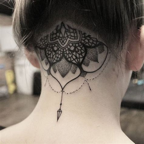 nape tattoo design 25 best ideas about tattoos on