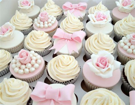 Wedding Cupcake by 30 Wedding Cupcakes