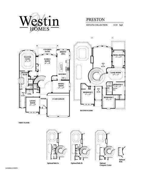 cool floor plans cool westin homes floor plans home plans design