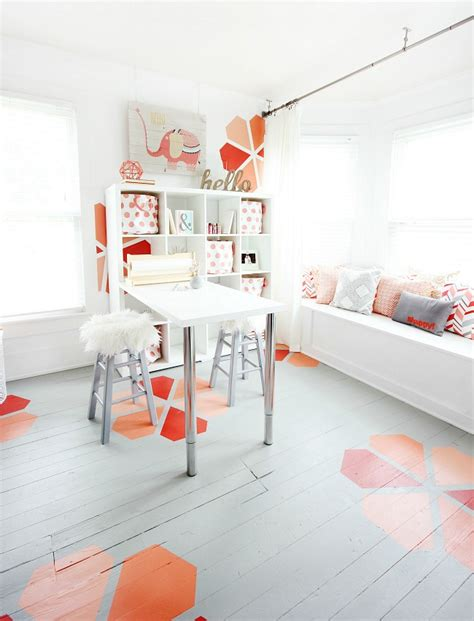 room redesign before and after imagination craft room redesign