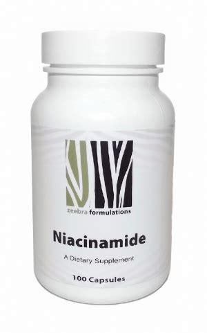 Niacinamide Detox by Niacinamide 500 Mg 100 Caps Vitamins New Beginnings