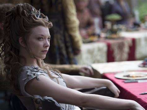 natalie dormer of throne of thornes natalie dormer originally auditioned for