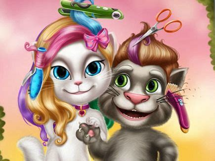 real haircuts games pou 17 best ideas about free talking tom games on pinterest
