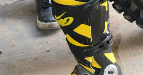 nike motocross boot black yellow nike motocross boots boots