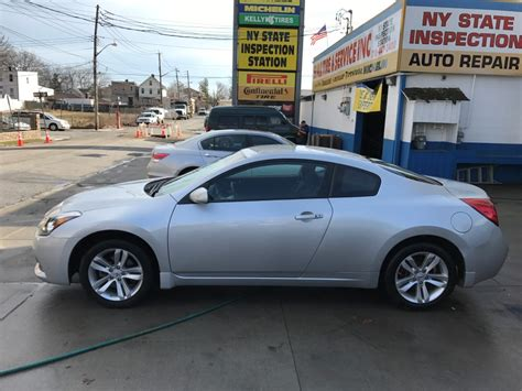used nissan altima 2013 used 2013 nissan altima s coupe 7 690 00