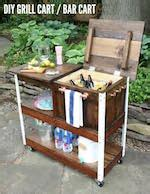 barbeque carts  bbq fire pits  woodworkersworkshopcom