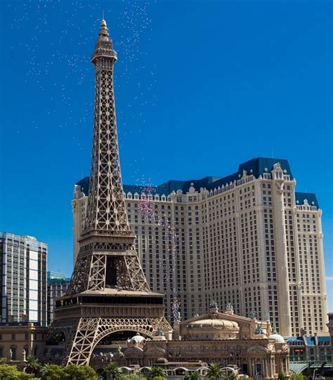 The eiffel tower experience at paris las vegas to celebrate 125th birthday of eiffel tower in