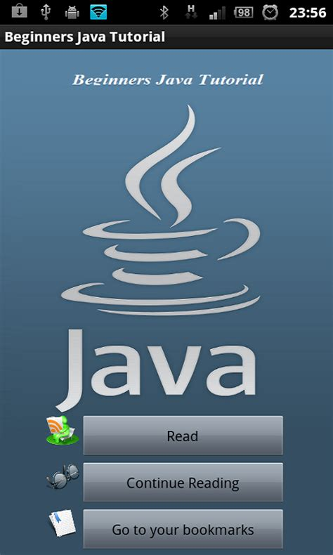 java tutorial kindle beginners java tutorial amazon com br amazon appstore