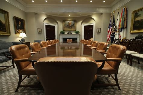 the roosevelt room in pictures the oval office and west wing after renovations at the white house ntd tv