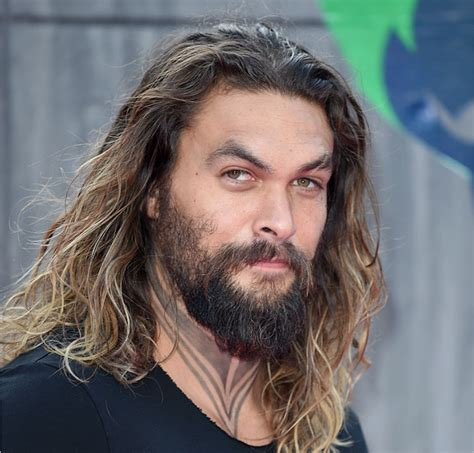 a shirtless jason momoa posted the sweetest message for