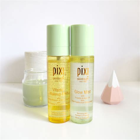 Pixi Mist pixi mist review glow hydrating vitamin