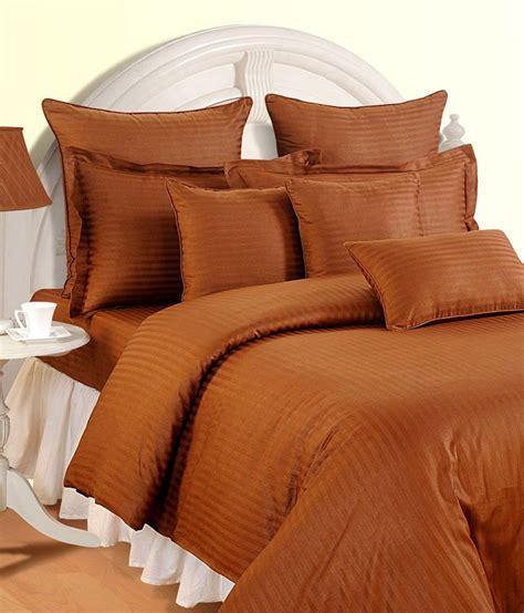 pillow covers and bed sheets swayam sonata tango bed sheet with pillow covers buy