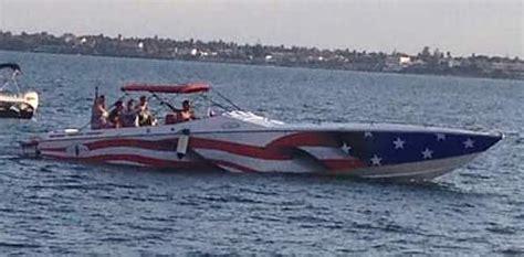 cigarette boat builder cigarette 38 top gun malta yachting