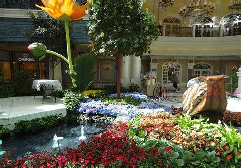 Bellagio Botanical Gardens Photos Of Bellagio Conservatory Botanical Gardens Summer Celebration 2013 Las Vegas Top Picks