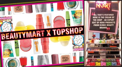 New Topshop Launches And Its Got A by Beautymart Launches In Topshop Oxford