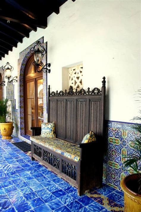 Eye For Design Decorating In Old Spanish Colonial Style   eye for design decorating in old spanish colonial style