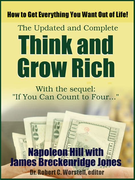 think and grow rich guide an official publication of the napoleon hill foundation books think and grow rich updated and complete