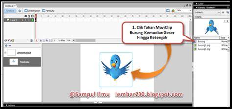 tutorial animasi flash keren tutorial pembuatan animasi menggunakan macromedia flash 8