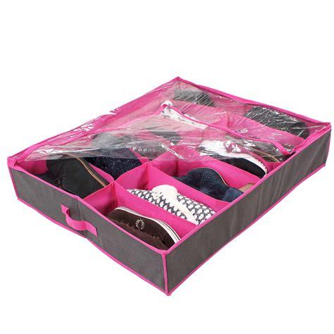 tiroir de rangement en tissu tiroir de rangement chaussure en tissu linge de lit