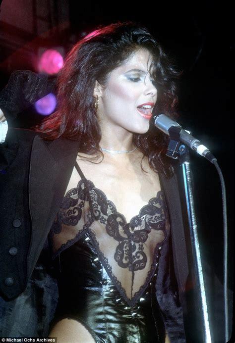 Singer Vanity by Eighties Singer Vanity Dies In Hospital Aged 57 After