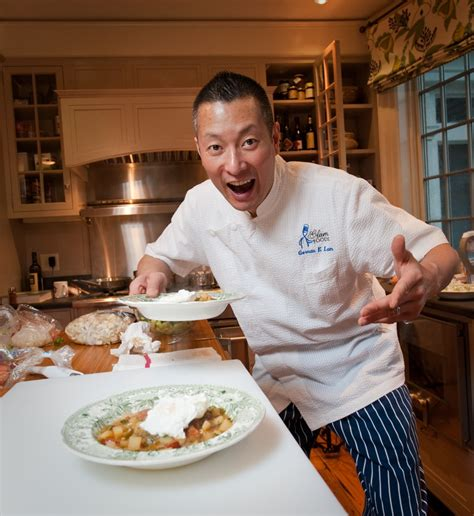 food couch trainer spotlight food coach german lam teaches the art