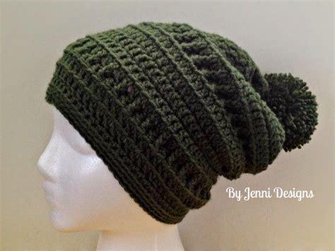 crochet beanie by slouchy textured beanie womens size