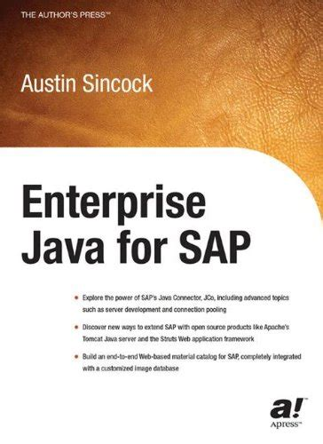 sap jco tutorial pdf enterprise java for sap avaxhome
