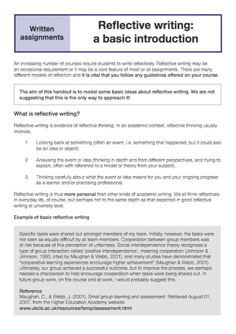 Tips On Writing A Reflective Essay by 25 Best Ideas About Academic Writing On Essay Writing Skills Essay Writing Tips