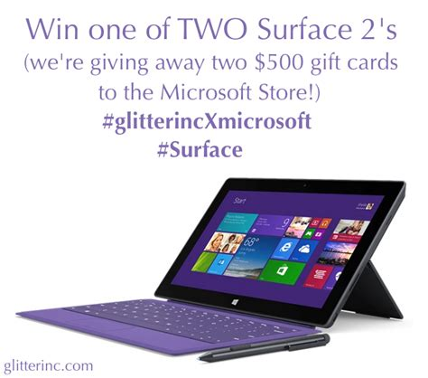 waldenbooks gift cards 2013 surface 2 launch two 500 microsoft gift card