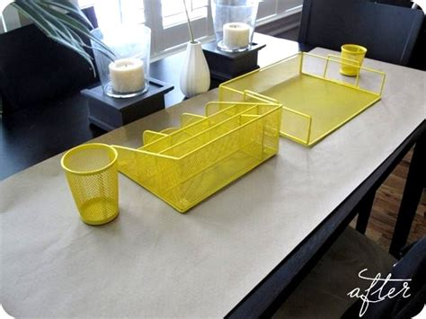 Diy Office Desk Accessories by Office Inspiration 6 Summery Diy Desk D 233 Cor Projects
